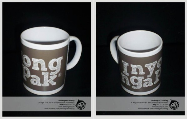 Mug – Inyong Ngapak (Kode: MIPAK)