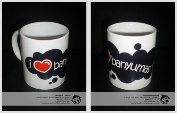 Mug – I Love Banyumas (Kode: MILOB)