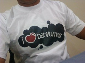 I Love Banyumas (Kode: DILBS)