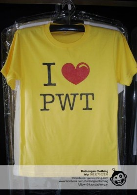 I LOVE PWT (Kode: DILPW)