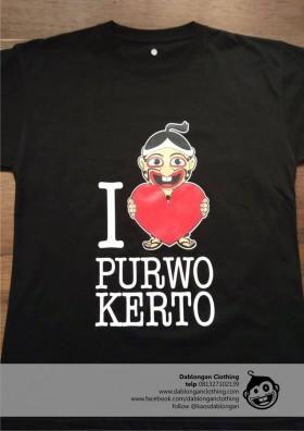I Love Purwokerto (Kode: DLPWT)