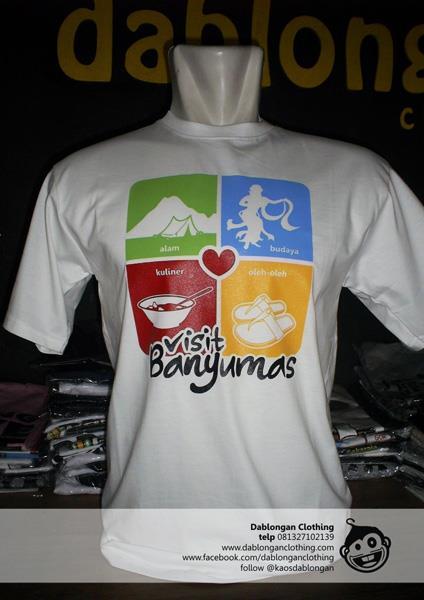 Visit Banyumas (Kode: DVBMS)