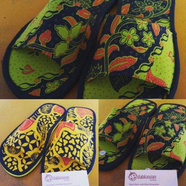 Sandal Batik Banyumas (Kode: SBTKB)